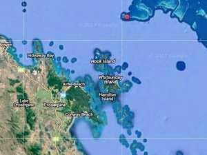 Earthquake felt off Bowen coast overnight