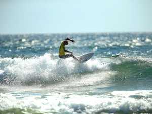 Brazilian surfer scorches in Tweed Coast Pro opener