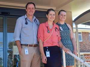Hospital grows young doctors