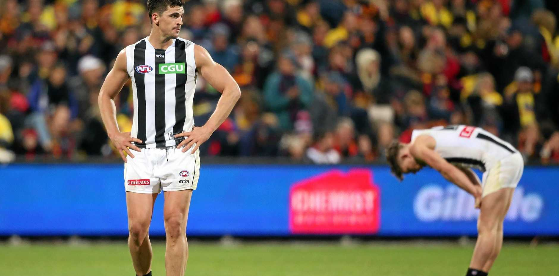 Scott Pendlebury said players were prepared for any public backlash about a  strike