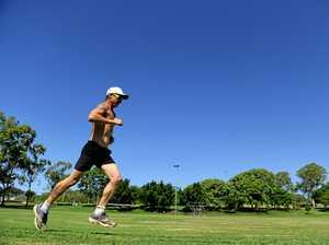 Why this Ipswich man will run 4000 km across Australia
