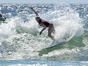 Gold Coast teen downs a world junior champion