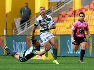Speedster's untimely departure a blow for Jets