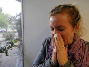 Two people a day diagnosed with influenza this year