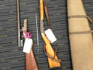 Violent offenders target legal gun owners
