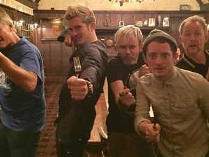 Lord of the Rings cast reunion is adorable