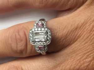 Jilted bride selling $38k ring, $6k dress online