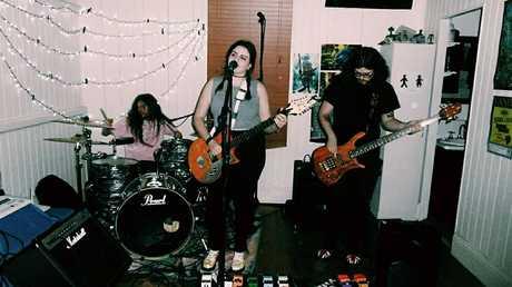 Toowoomba rock band Something Something Explosion