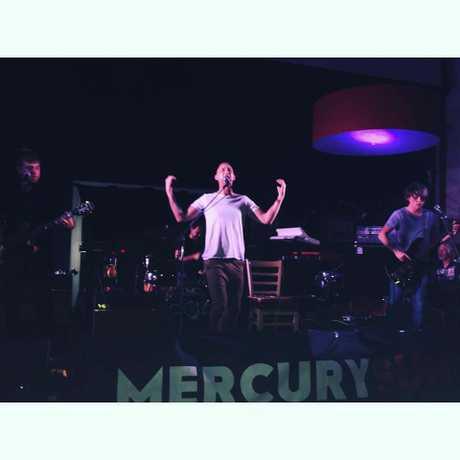 Toowoomba indie rock band Mercury Sun.