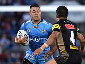 NINES NOT EASY: Titans have a chance, albeit a slim one