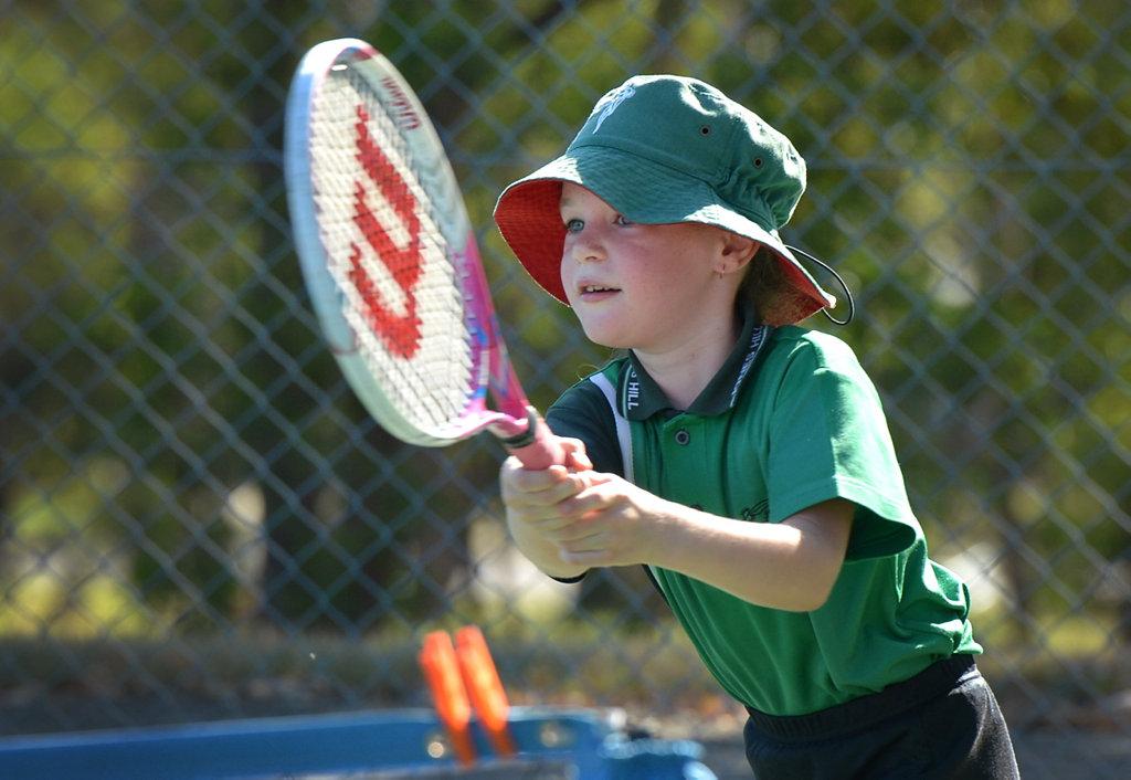 Isla Hanson Gympie Tennis.