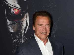 "Schwarzenegger V Trump: ""How about we swap jobs?"""