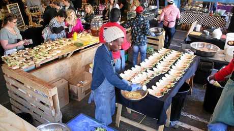 The Neighbourgoods Market.