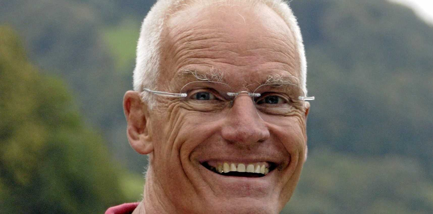 VISITING: Lama Ole Nydahl will be presenting a new documentary in Ballina.