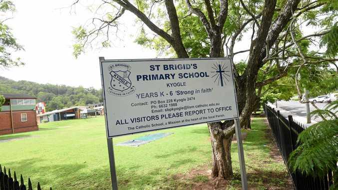 St Brigid's Primary School.