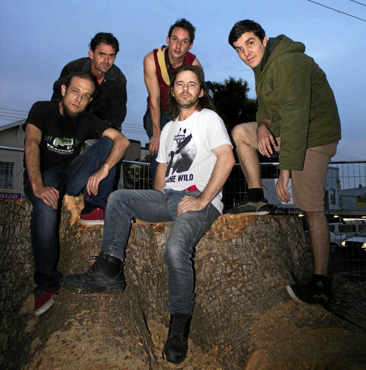 SHOW: Lismore comedy rock band Humans of Lismore.