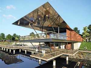 Rockhampton Riverbank Pier