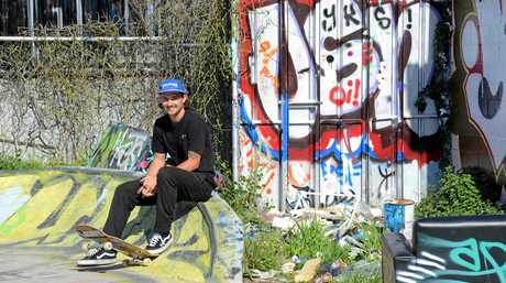 Jackson Pilz's skatboarding skills have enabled him to turn a hobby into a profession.
