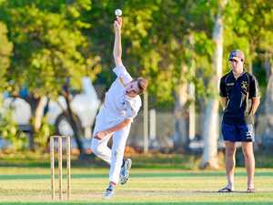 It's young talent time in cricket rep games
