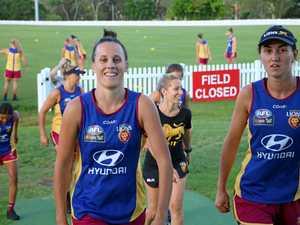 Long wait is finally over for Bundy's AFL captain