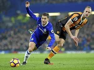 'We didn't work lots': Hazard's swipe at Mourinho