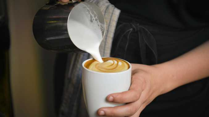 Get your coffee fix in Bundy.