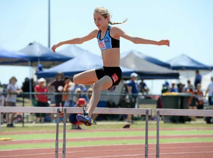 Tomorrow night's opening Nitro Athletics event is expected to help inspire young Australian athletes.