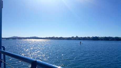 The Mackay region is full of great fishing spots