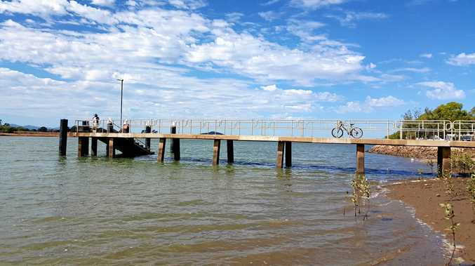 The Groper Creek jetty, one of my favourite places to catch a fish.