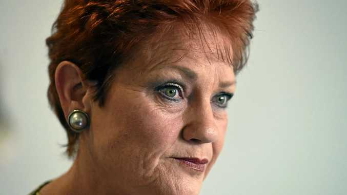 Pauline Hanson's new hashtag is sure to raise heckles