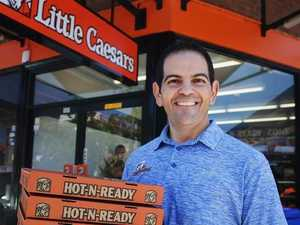 The US pizza giant with regional Queensland in its sights