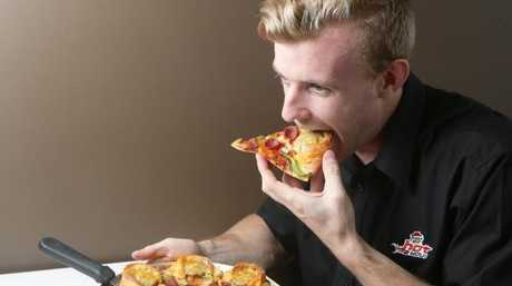 Australian's love their pizza, with Dominos and Pizza Hut gobbling up majority of the fast food pizza market.