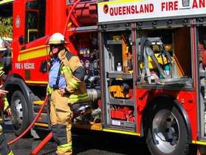 Mysterious car fire baffles firefighters