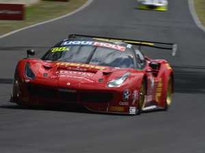 Ferrari wins drama-packed Bathurst 12 Hour