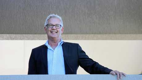 Pat O'driscoll for PO'D Real Estate    Photo Jenna Johnstone / Morning Bulletin
