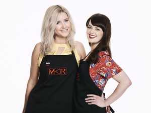 "MKR disaster: ""I feel like this kitchen is cursed"""