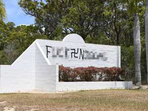 UPDATE: Racist vandals target more locations