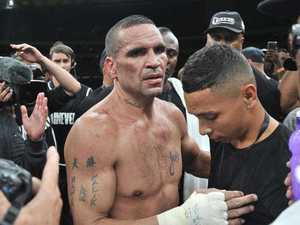 "Anthony Mundine calls Green a ""b****"", says he was robbed"