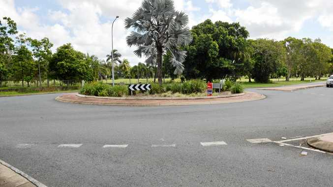 The Mackay Golf Club claims the entrance to Kerrisdale Estate at the corner of Golf Links Rd and Norwood Parade carries water down the road from the estate adding to flooding issues for the club.