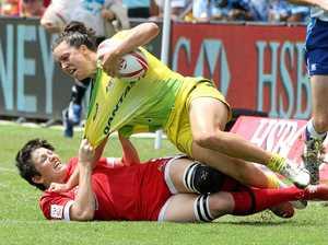 Aussie women 'gutted' after Sydney Sevens loss