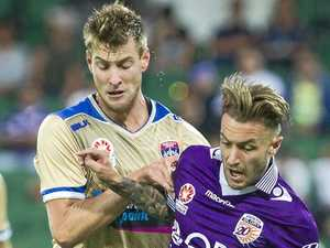 Castro double guides Glory past Jets