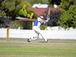 Warwick Hotel Colts pair have batting feast at Slade Park
