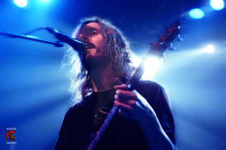 Opeth perform at the Tivoli in Brisbane on their Sorceress tour ahead of the history making Sydney Opera House gig.
