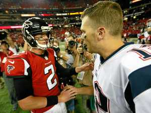 Rival quarterbacks admit to mutual admiration