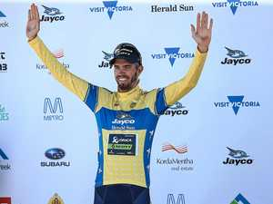 Aussie holds on for Herald Sun Tour victory