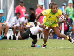 Beaten women still champs to Sevens fans