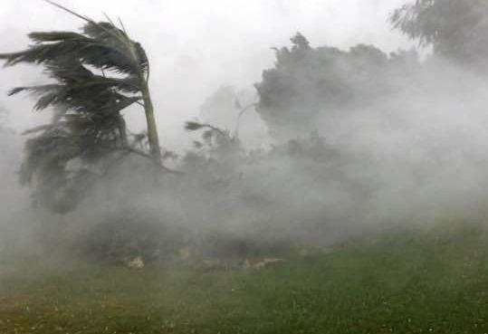 There's a low chance a cyclone could form close to Mackay.