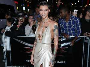 Ruby Rose came out to her mother at the age of 12