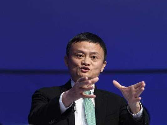 China's Jack Ma, Founder and Executive Chairman of Alibaba Group.
