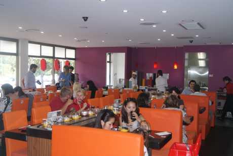 Hana Japanese Restaurant.